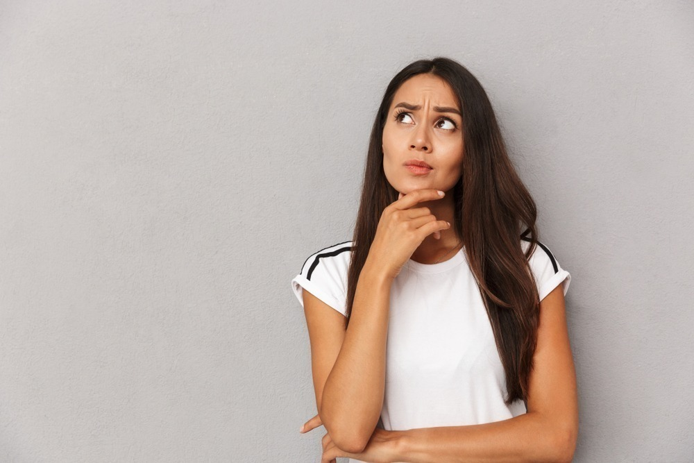 lady confused about unsecured business loans