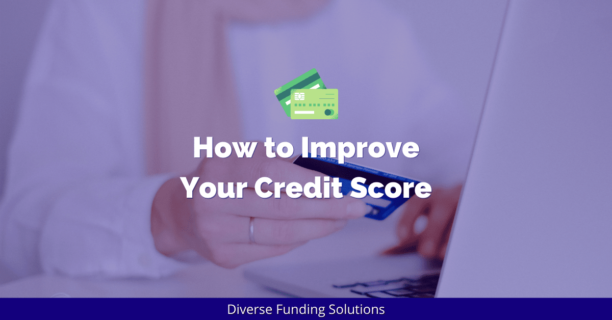 How to Improve your credit score - Header Image